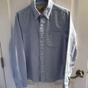 Hollister Men's 100% Cotton Long Sleeve. Sz. S